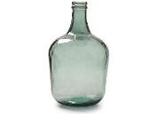 Jarrón de vidrio reciclado - Jarrón de vidrio reciclado