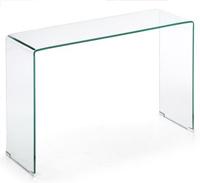 Consola Cristal Transpartente - 125x40