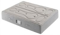 Colchón cara superior en tejido Strech acolchado visco de 2 cm - Disponible en versión suave, hard y mix