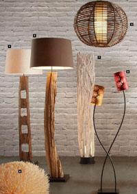6 modelos de l�mparas