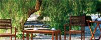 Set sillas y mesa de madera teca MAGALLANES