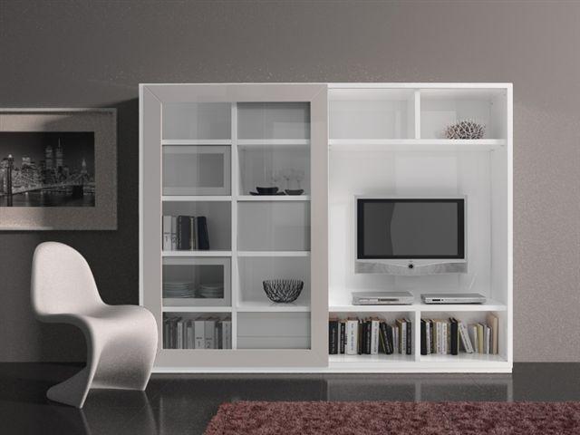 4 composiciones de salones modulares muebles de comedor for Muebles comedor modulares