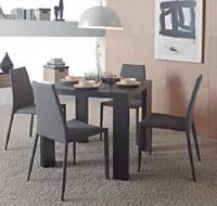 Juego de comedor - Mesa disponible en varios acabados y medidas