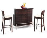 Set de sillas, barra y cojines modelo MARITIM2