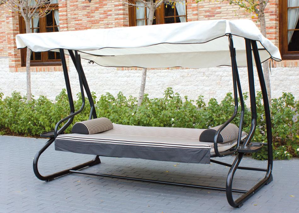 balancin cama modelo maxibed muebles de terraza y jard n