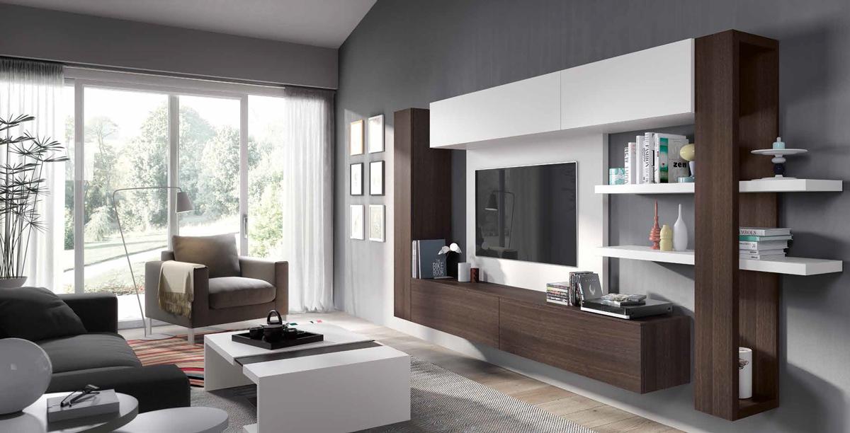 Salon moderno impersonal 2k15 composicion 11 mia home for Composicion salon moderno
