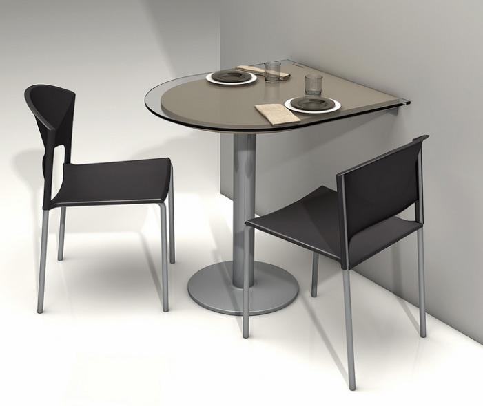 Mostrador de cocina cocina y office mesas y sillas de for Mesa barra cocina