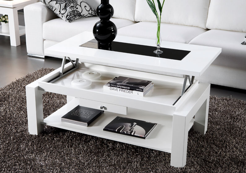 Mesas de centro cuadradas elevables images - Mesas salon elevables ...