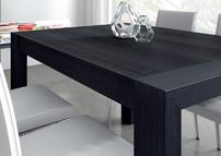 Mesa de comedor moderna - Mesa de comedor