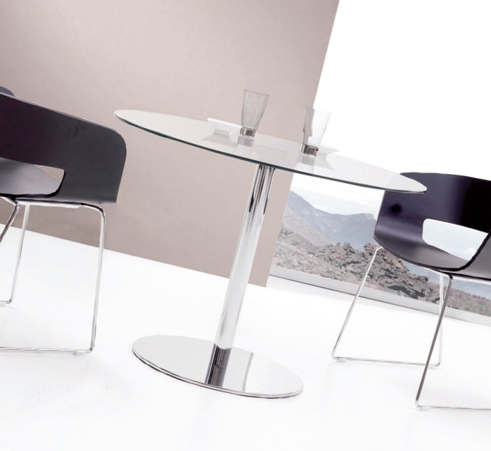 Mesa pata central redonda - Patas para mesas redondas ...