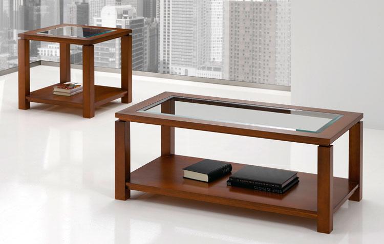 Mesas de centro de madera imagui - Mesas de centro con cajones ...
