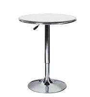 Mesa alta elevable - Mesa de comedor redonda