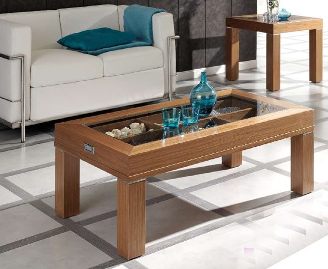 Mesa centro elevable y expositora 4 mesa centro elevable y - Mesa extensible y elevable ...