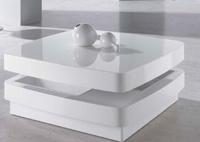 Mesa baja de sal�n dos cristales 2