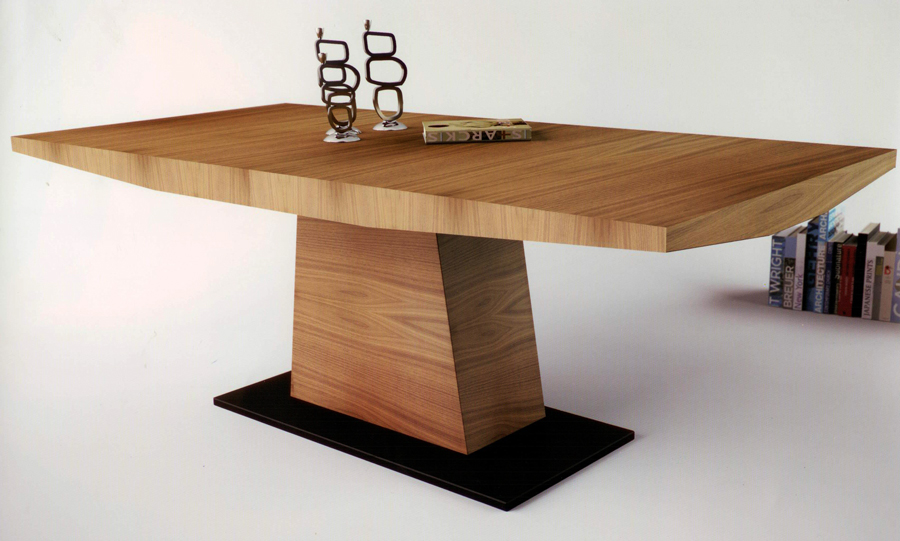Mesa de comedor extensible mesas de comedor muebles de for Mesas de comedor altas