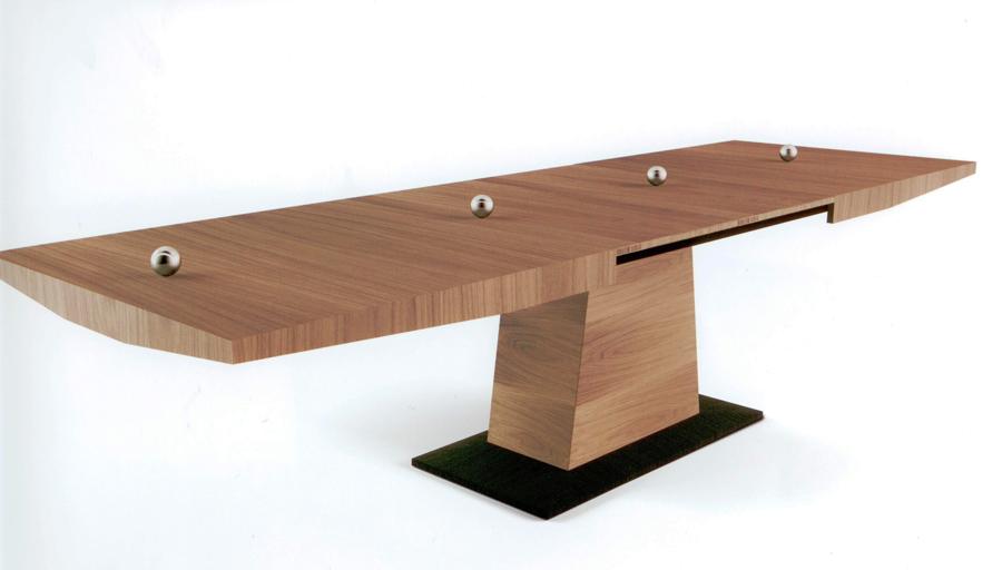 Mesa de comedor extensible mesas de comedor, muebles de comedor ...