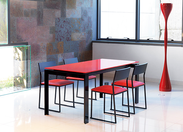 Ofertas en mesa comedor segovia for Mesa cocina silestone