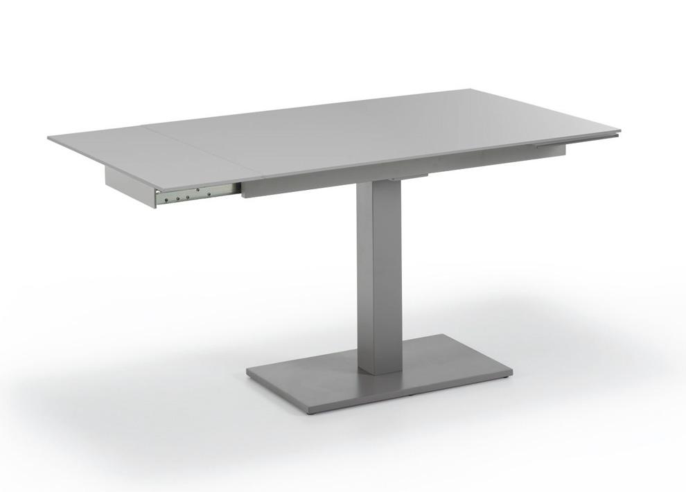mesa pata central extensible