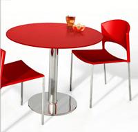 Mesa de cocina redonda - Mesa de cocina redonda.