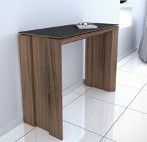 Consola extensible mesa de comedor - Mesa consola extensible
