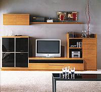 Composición salón modular 13