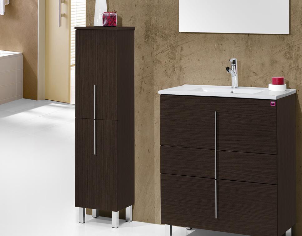 Mobiliario de ba o majadahonda - Muebles de bano madera ...