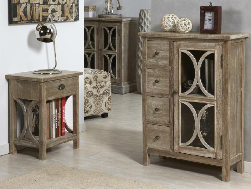 Muebles rusticos blancos envejecidos 20170719061350 Mueble auxiliar bano madera