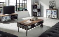 Muebles auxiliares tipo industrial - Cajoneras industriales