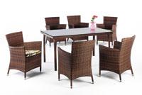 Set de sillones y mesa modelo NOVARUM/ALMUDENA