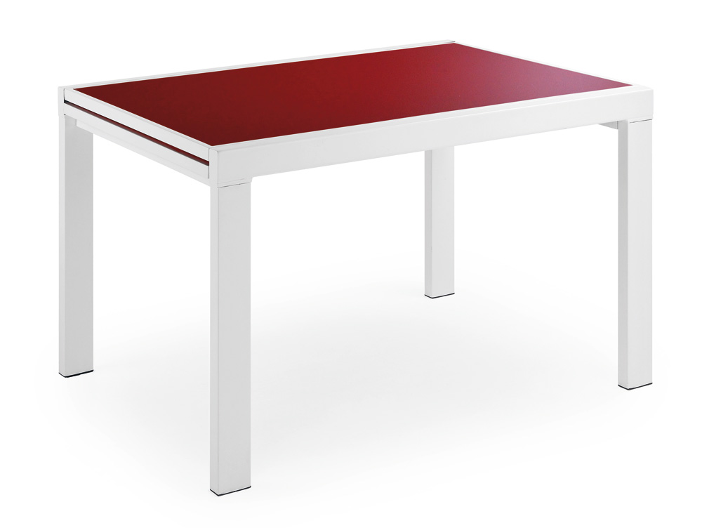 Mesa extensible para cocina o comedor mesas de comedor for Mesas para cocina comedor