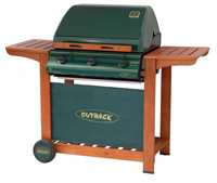 Barbacoa Outback Hunter