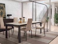 Mesa de comedor extensible T13 - Mesa de comedor extensible T13, Disponible en multiples acabados