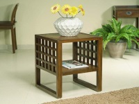 Mesa de centro auxiliar - Mesa baja auxiliar de madera