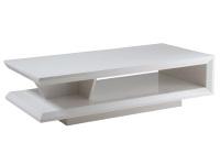 Mesa de centro lacada - Mesa de centro blanca lacada