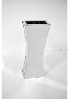 Jarrón elegante de espejo - Jarrón con diseño elegante de espejo