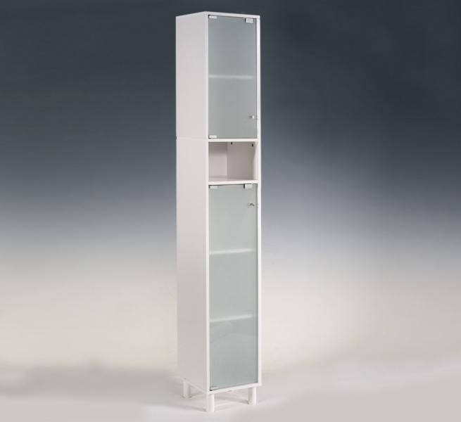 Puertas de ba o de cristal - Estanterias de cristal para banos ...