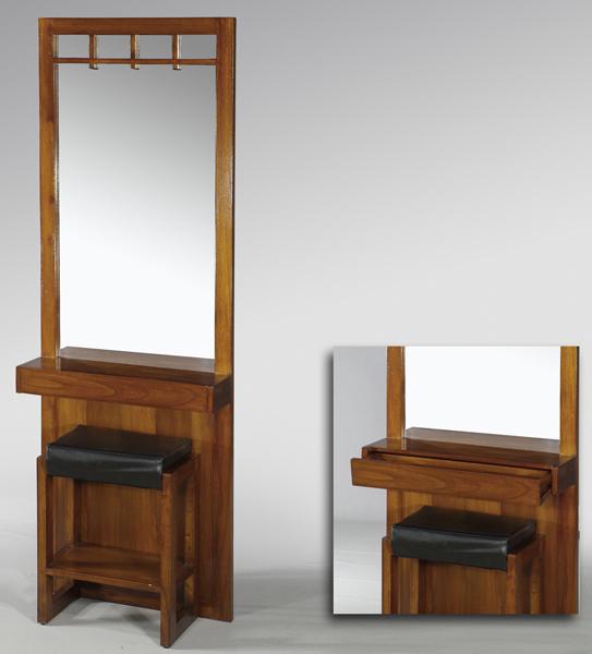 Bonito tocador con caj n espejo y taburete disponible en - Tocadores con espejo ...