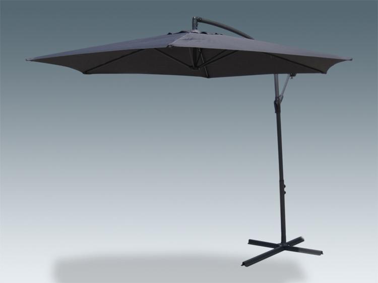 Sombrillas toldos c pie aluminio muebles de terraza y - Toldos y sombrillas ...