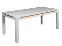 Mesa comedor blanca berna - Mesa comedor amplia