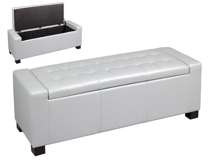 Banqueta baul muebles de interior muebles para el sal n for Sofa baul terraza