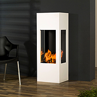 Chimenea de bioetanol modelo prims fire - Chimenea plain fire