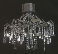 Lámpara colgante modelo Purcell