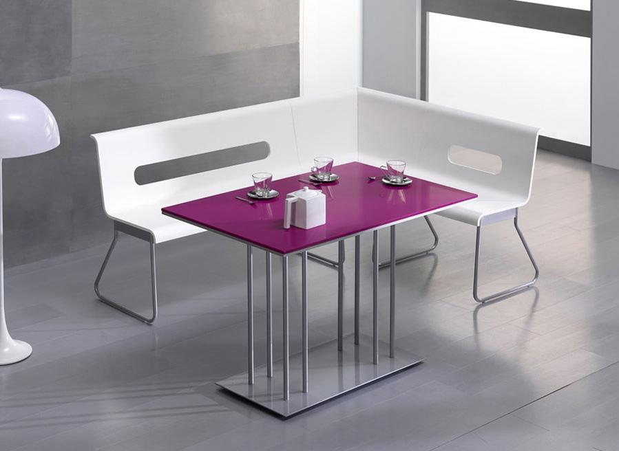 Mesa pascal silestone cocina y office mesas y sillas de - Mesas de silestone ...