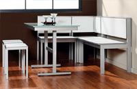Mesa y rinconera de cocina