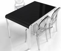 Mesa de comedor Rizzo - Mesa moderna