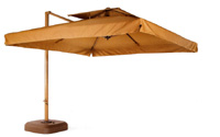 SET-MODELO ROMA Parasol colgante