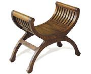 Java Roman stool