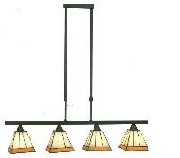 Lámpara colgante modelo Rómulo