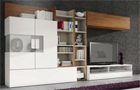 Sal�n modular moderno 107