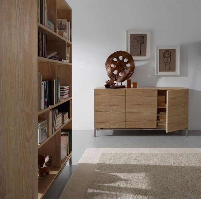 """Adesivos De Natal Vitrine ~ aparador de chapa de madera natural""""oakland"""" Muebles de comedor, Muebles de Interior, TODOS"""